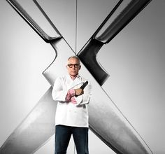 geoffrey zakarian..... Loved him on next Iron Chef