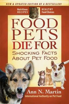 Care about YOUR fur family? quit feeding them CHEAP & Unhealthy pet food. You have NO idea what is in that Pet Food your buying~there are NO laws regulating Pet Food. If you love your animal....investigate, educate and feed them holistic foods!