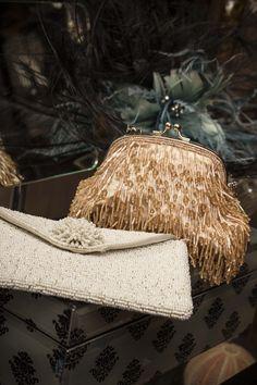 Luxury Beaded Handbags #Embellishment #Beaded #Accessories