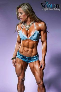 Pumpitup's Female Muscle: Juliana Malacarne