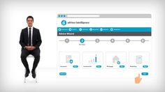 A video I created with The National Grid for Adviser Intelligence. Adviser Intelligence is a finance technology platform that takes care of everything, design by…