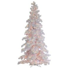 59996999 5 Foot PreLit Artificial Christmas Tree From the
