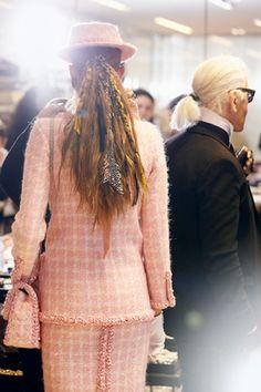 BACKSTAGE – Chanel News - Actualités et coulisses de la mode
