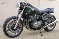 Kawasaki zephyr cafe racer Motos