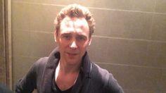 Tom promoting Nerd HQ