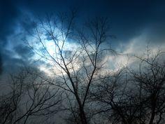 today's Indiana sky