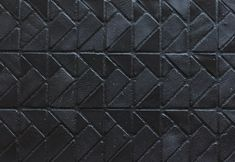 Micro MULTIPLEM Mosaic black tiles from recycled glass
