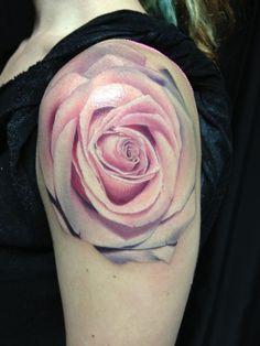 realistic rose tattoo - Google-søk