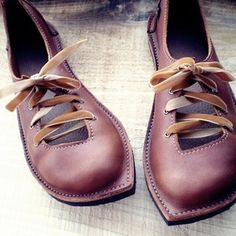 handmade shoes- I would be constantly stubbing my toes, but they are cute.