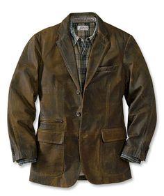 Orvis Cattleman's Sport Jacket