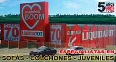 Tienda de muebles boom en las rozas madrid p c for Natuzzi europolis