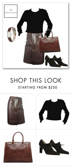 """We are going to work"" by brendamacleod ❤ liked on Polyvore featuring Chanel, Hermès, women's clothing, women, female, woman, misses and juniors"