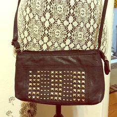 Purse Black purse Attention Bags Crossbody Bags