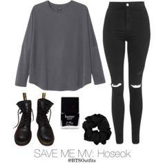 Save Me MV: Hoseok