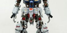 ACOUSTIC's Latest work: PG 1/60 RX-78 GP-01 GUNDAM Full Hatch Open: Photo Review Big Size Images
