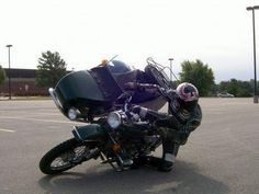 Ural flying chair