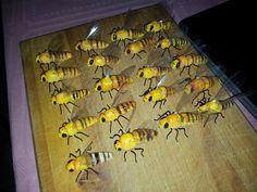 Le api per il concorso di Donatella Zappi di mia figlia