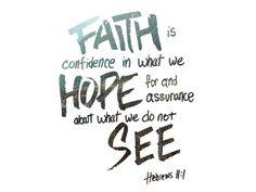 Hebrews 11:1 - Google Search