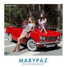 Esta temporada MARYPAZ propone las claves para los outfits del street style esta temporada.  Hay muchas propuestas ¡ Elige tu flechazo favorito de la colección SS15 !  #summertimeMARYPAZ #crazyforshoes #areyouready? #areyoucrazy? #SS15 #trendy #moda #tendencia #itssummer #summerON #feelgood #feelMARYPAZ  Shop at ► http://www.marypaz.com/tienda-online/alpargata-plana-tipo-slipper-43245.html?sku=71053-42  Shop at ►…