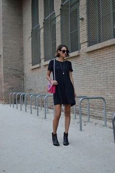fde47e1ecf Discover this look wearing Black Lace Zara Dresses