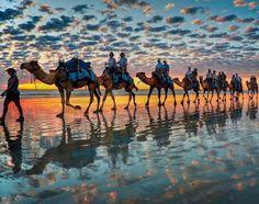 Cable Beach, Broome (Australia)