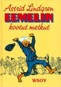 """15.90e Vaahteramäen Eemelin maankuulujen metkujen muhkea yhteisnide, """"jossa naurun juurta riittää sekä isoille että pienille - on se vaan semmoinen Eemeli."""" (Lapsi ja Nuoriso)   Eemelin kootut metkut sisältää kolme Eemeli-kirjaa: Vaahteramäen Eemeli, Eemelin uudet metkut ja Eläköön Eemeli."""