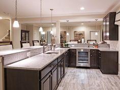 Canter Creek - Single Family Homes, UPPER MARLBORO, MD 20772: Photo 23  - Nice basement kitchenette