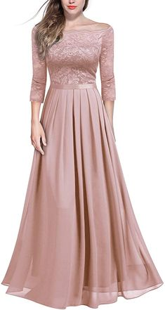Long Gown Dress, Chiffon Maxi Dress, Lace Chiffon, Indian Gowns Dresses, Indian Fashion Dresses, Evening Dresses, Prom Dresses, Bride Dresses, Dress Brokat