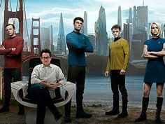 J. J. Abrams Star Trek cast members