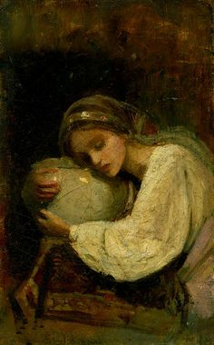 Isabella Art Print by Mary Lizzie Macomber. All prints are professionally printed, packaged, and shipped within 3 - 4 business days. Museum Of Fine Arts, Art Museum, Pre Raphaelite Paintings, Painting Prints, Art Prints, John William Waterhouse, Paintings Famous, Print Pictures, All Art