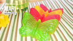 Lindas borboletas cheirosas para encantar e arrasar no seu banheiro. Contém 3 unidades, vem na caixa de acetato com fita. <br> <br>O cliente escolhe a cor que quiser <br> <br>Todos os sabonetes são feitos com a melhor glicerina hipoalergênica do mercado.