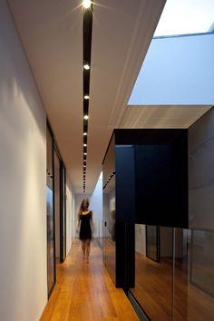 fantastic hall lighting