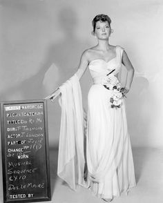 Julie London in The Girl Can't Help It. 1956