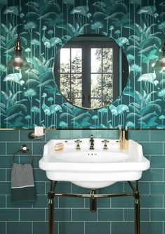 Bathroom Goals, Bathroom Trends, Bathroom Spa, Bathroom Renovations, Bathroom Ideas, Heritage Bathroom, Wc Design, Heritage Hotel, Downstairs Toilet
