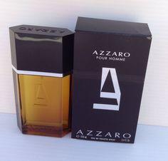 Azzaro Pour Homme Men's Eau de Toilette for sale online Azzaro, The 100, Perfume, Coffee, My Favorite Things, Bottle, Nature, Men, Collection