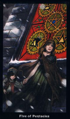 ((The Steampunk Tarot, Moore and Fell)) How will you be spending your weekend? Let's check the cards! Ace of Swords: New ideas allowed to flourish (change perspective, change your l… Steampunk, Wiccan, Pagan, True Tarot, Tarot By Cecelia, Ace Of Swords, Free Tarot Reading, Online Tarot, Pentacle