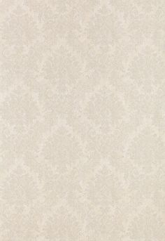 """Schumacher- Carlyle Damask  Oyster  Wallcovering SKU - 524730  Match - Straight  Width - 27""""  Horizontal Repeat - 27""""  Vertical Repeat - 12.625""""  Country of Finish - United States of America"""