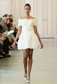 Flaunt It Down the Aisle: 10 Extremely Flattering Short Wedding Dresses - SELF