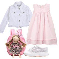 Outfit Pomeriggio alle giostre