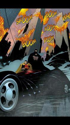 Batman and Robin by Patrick Gleason