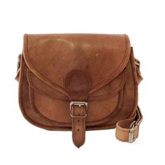7d99d812d8 Handmade Women Leather Cross Body Shoulder Bag