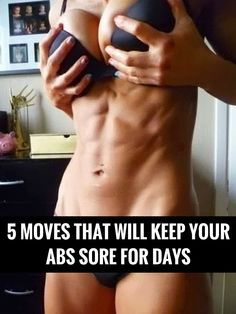 If you want to up your abs game, do these five out-of-the-box exercises to fire up the muscle fibers you didn't know you had.