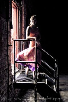 """""""Escape Route"""" ☆ Model: Marie-Chantale ☆ Howard Smith Abandoned Paper Mill ☆ Photography: AliciaTransmuted Art and Photography"""