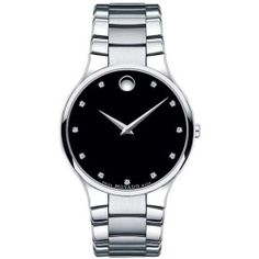 Movado Men's Serio Diamond Watch - product - Product Review
