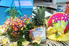 Hawaiian Bridal Shower Inspiration  http://10thandroy.blogspot.com/2010/05/hawaiian-bridal-shower.html