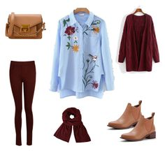 """""""Que voy a ponerme mañana"""" by mujercorriente on Polyvore featuring moda, Boohoo, WithChic y John Lewis"""