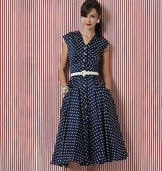 Starcross Sewing: June Challenge Summer Dress Inspiration: The Shirt Dress