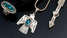 Navajo jeweler Ray Tracey