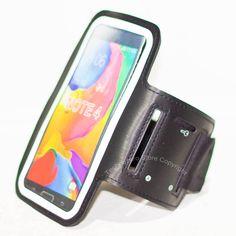 Armband Sport Fitness Gym Adjustable Galaxy Note Series Note3 N7100 N9000 N7000