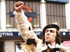 Wolfie From Citizen Smith (1970s TV show) Haha I remember the shark tooth.